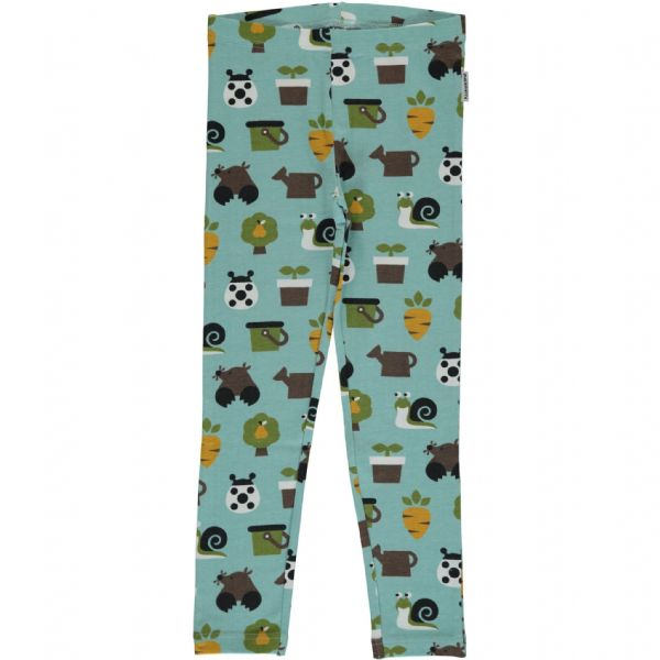 Maxomorra Leggings Garden